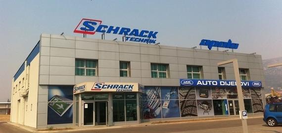 SCHRACK Technik - realizace DRUMEL ENERGY s.r.o.